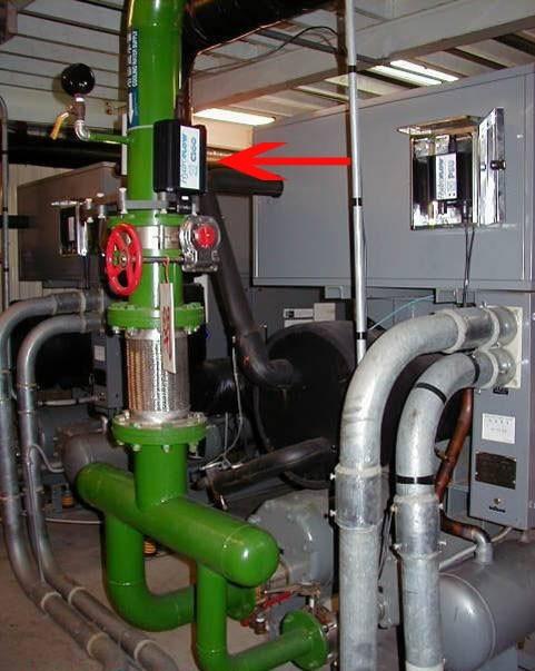 Защита от накипи конденсоров госпиталя Ки Мей