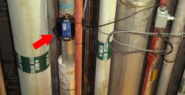 Подавление микробиологической коррозии трубопровода